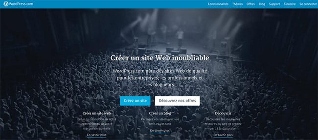 site wordpress.com